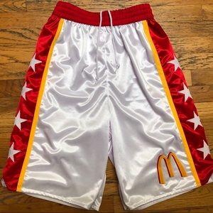 2004 McDonalds All American shorts nba jordan